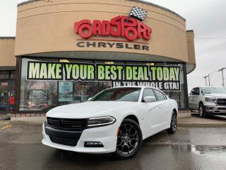 Used 2018 Dodge Charger GT+AWD+SUNROOF+CARPLAY-NAVIGATION for sale in Toronto, ON