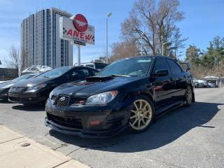 Used 2006 Subaru Impreza WRX STI WRX STI for sale in Cambridge, ON