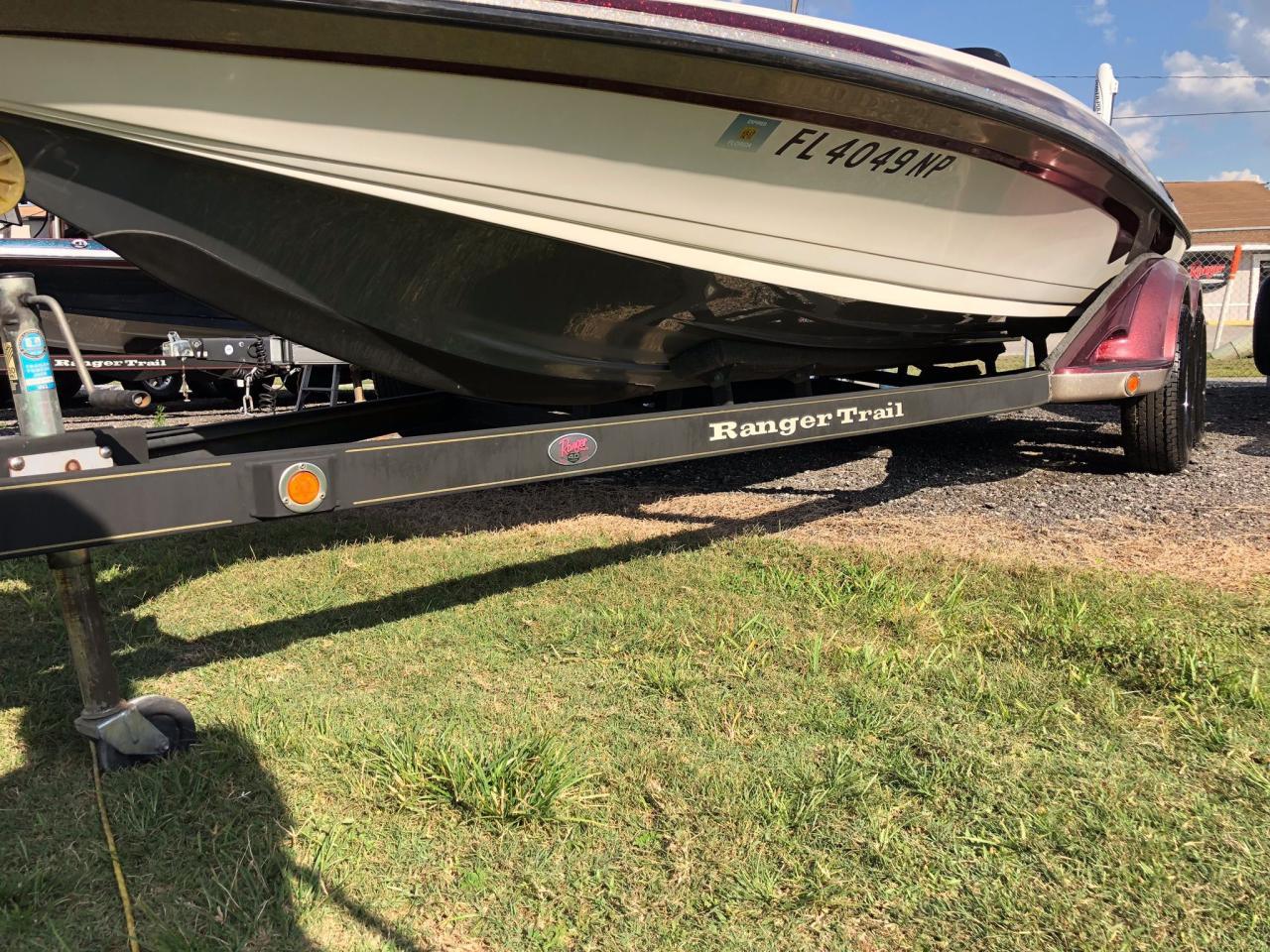 2008 Ranger Bass Boat