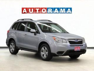 Used 2015 Subaru Forester 2.5i AWD Backup Cam for sale in Toronto, ON