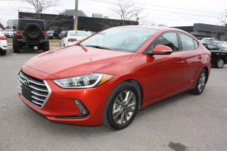 Used 2017 Hyundai Elantra GL *APPLE CAR PLAY*BLIND SPOT ASSIST for sale in Toronto, ON
