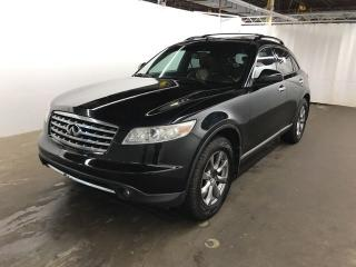 Used 2008 Infiniti FX35 for sale in Toronto, ON