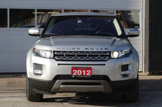 Used 2012 Land Rover Range Rover Evoque Prestige Premium for sale in Toronto, ON