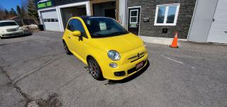 Used 2012 Fiat 500 Sport for sale in Cornwall, ON