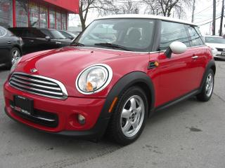 Used 2011 MINI Cooper Classic for sale in London, ON