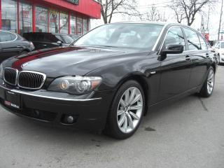 Used 2007 BMW 7 Series 750Li for sale in London, ON