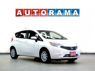 Used 2015 Nissan Versa Note 1.6 S FRONT WHEEL DRIVE for sale in Toronto, ON