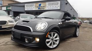 Used 2012 MINI Cooper Roadster S for sale in Etobicoke, ON