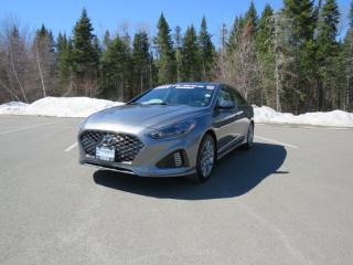 Used 2018 Hyundai Sonata 2.0T ULTIMATE SPORT for sale in Fredericton, NB