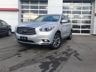 Used 2015 Infiniti QX60 SUNROOF-LEATHER-BACKUP CAMERA for sale in Toronto, ON