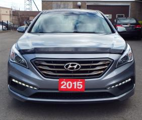 Used 2015 Hyundai Sonata 2.4L Sport for sale in Brampton, ON