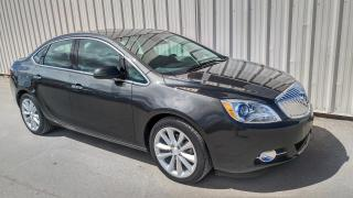 Used 2016 Buick Verano Leather | Nav | Sunroof | One Owner for sale in Listowel, ON
