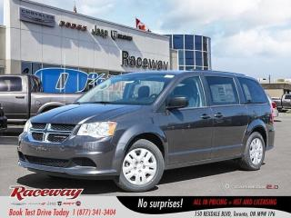 Used 2019 Dodge Grand Caravan SXT WITH UCONNECT!! for sale in Etobicoke, ON