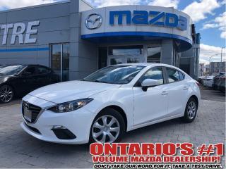 Used 2015 Mazda MAZDA3 GX for sale in Toronto, ON