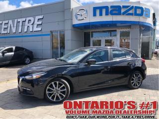 Used 2018 Mazda MAZDA3 SPORT GT for sale in Toronto, ON