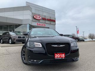 Used 2018 Chrysler 300 S 300s AWD for sale in Kitchener, ON