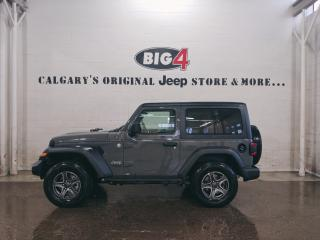 New 2019 Jeep Wrangler Sport 4X4 for sale in Calgary, AB