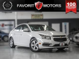 Used 2016 Chevrolet Cruze LIMITED   LEATHER   SUNROOF   BLUETOOTH for sale in North York, ON