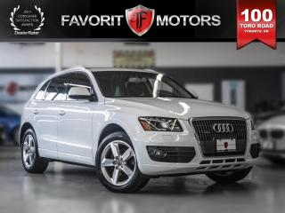 Used 2012 Audi Q5 PREMIUM PLUS | NAVI | PANO ROOF | PUSH START for sale in North York, ON