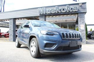 Used 2019 Jeep Cherokee Sport for sale in Bracebridge, ON