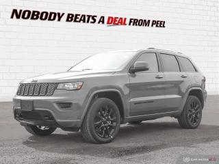 New 2019 Jeep Grand Cherokee LAREDO 4x4 for sale in Mississauga, ON