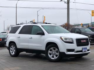 Used 2016 GMC Acadia SLE2**AWD**Sunroof**DVD**Back UP Camera for sale in Mississauga, ON