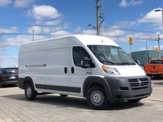 Used 2018 RAM 3500 ProMaster High Roof for sale in Mississauga, ON