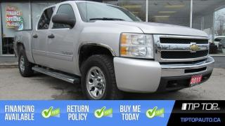 Used 2011 Chevrolet Silverado 1500 LS ** Cheyenne Edition, Clean CarFax, 4x4 ** for sale in Bowmanville, ON