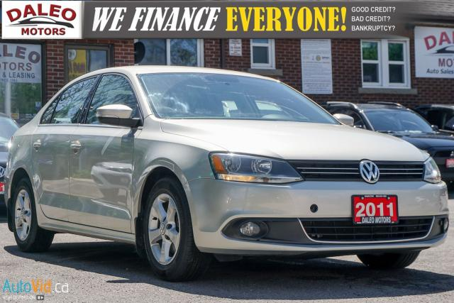 2011 Volkswagen Jetta 2.0 TDI | DIESEL | HEATED SEATS | LOW KMS