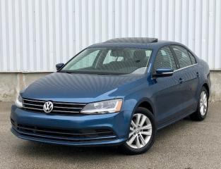Used 2017 Volkswagen Jetta Wolfsburg Edition|Accident Free| WE FINANCE STUDENTS for sale in Mississauga, ON