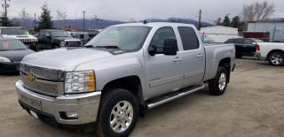 Used 2012 Chevrolet Silverado 3500 HD 4WD Crew Cab LTZ for sale in West Kelowna, BC