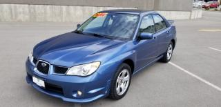 Used 2007 Subaru Impreza 4DR SDN MAN 2.5I for sale in West Kelowna, BC