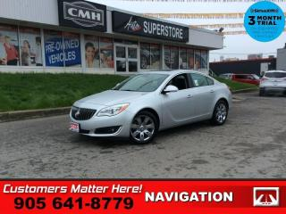 Used 2015 Buick Regal Premium I  NAV LEATH ROOF CAM P/SEATS HS for sale in St. Catharines, ON