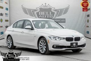 Used 2016 BMW 3 Series 328i xDrive, NAVI, 360 CAM, BLIND SPOT, COLLISION/ LANE DEPARTURE WARNING for sale in Toronto, ON