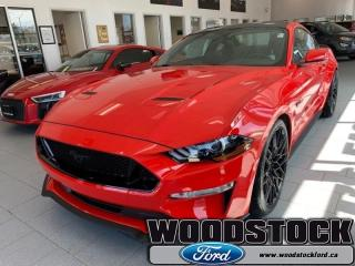 New 2019 Ford Mustang GT Fastback  Lowered with American Racing Wheels and Nitto tires!!! for sale in Woodstock, ON