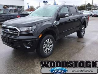 New 2019 Ford Ranger Lariat  - Leather Seats -  Heated Seats for sale in Woodstock, ON