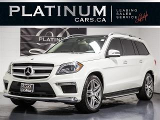 Used 2013 Mercedes-Benz GL350 BlueTEC, 7 PASSENGER, AMG SPORT, NAVI, Pano for sale in Toronto, ON