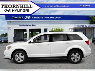 Used 2011 Dodge Journey R/T  - Leather Seats -  Bluetooth for sale in Thornhill, ON