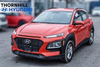Used 2019 Hyundai KONA Essential  - Heated Seats -  Apple CarPlay for sale in Thornhill, ON