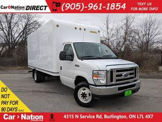 Used 2017 Ford E350 | WE WANT YOUR TRADE| FULLY SERVICED| for sale in Burlington, ON