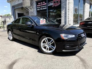 Used 2013 Audi A5 Coupé 2 portes, boîte automatique, Premi for sale in Longueuil, QC