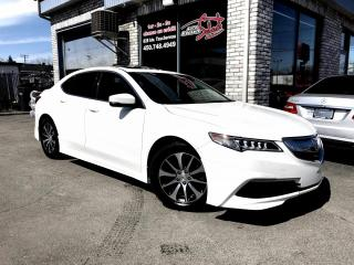 Used 2015 Acura TLX Tech berline 4 portes TA for sale in Longueuil, QC