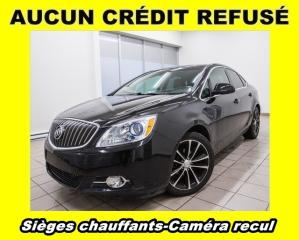 Used 2016 Buick Verano Sport Touring Caméra for sale in St-Jérôme, QC