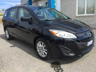 Used 2013 Mazda MAZDA5 GS*6 Passagers for sale in Québec, QC