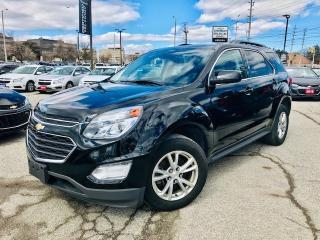 Used 2017 Chevrolet Equinox LT AWD|Rear CAM|PWR Hatch|Remote Start|Heated Seat for sale in Mississauga, ON