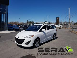 Used 2014 Mazda MAZDA5 Gt, Cuir, Mags for sale in Chambly, QC