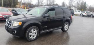 Used 2008 Ford Escape XLT AWD 122K Safetied WE Finance XLT for sale in Madoc, ON