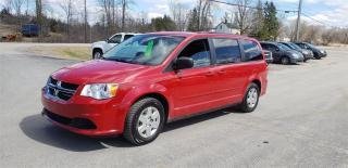 Used 2012 Dodge Grand Caravan SE 142k safetied we finance SE for sale in Madoc, ON