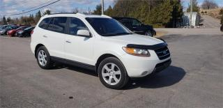 Used 2009 Hyundai Santa Fe Limited AWD Safetied WE Finance Limited for sale in Madoc, ON