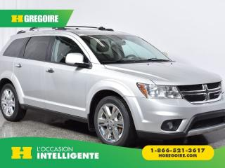 Used 2013 Dodge Journey R/T AWD CUIR MAGS for sale in St-Léonard, QC